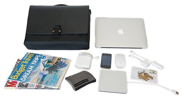 HardCase MacBook storage