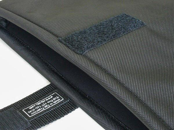 MacBook SleeveCase velcro closure