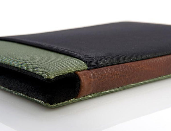 iPad Smart Case leather side
