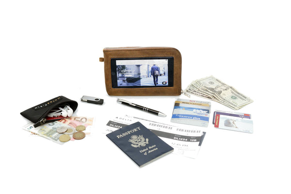 NEW! Intrepid iPhone 7 Travel Wallet