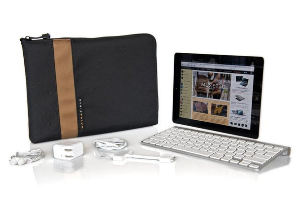 iPad Travel Express Case contents