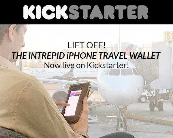 WaterField Designs Kickstarter Lift-Off