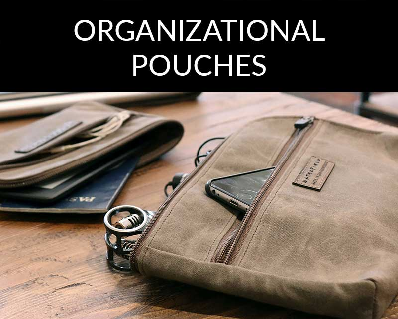 Organizational Pouches