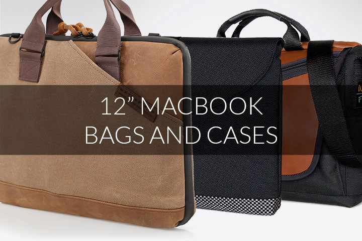 12-inch MacBook Bags and Cases
