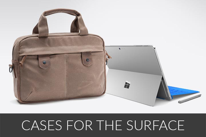 Cases for the Surface