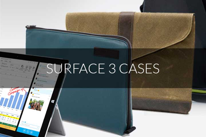 Surface 3 Cases