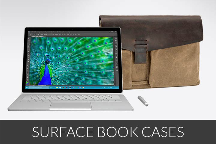 Surface Book Cases