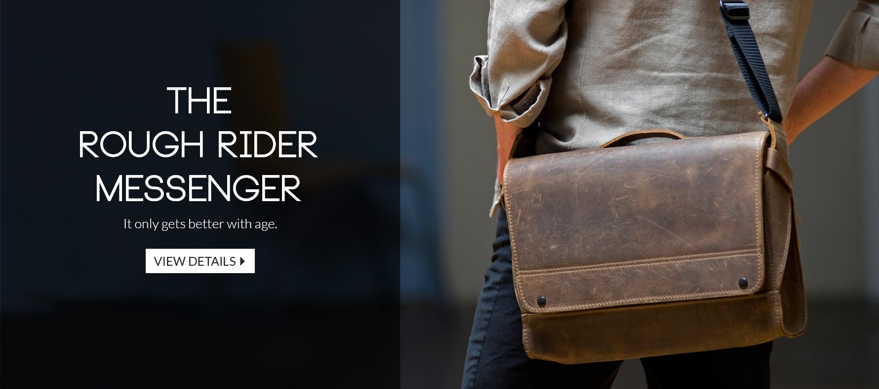 The Rough Rider Messenger
