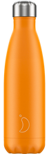 Load image into Gallery viewer, Chilly bottle 500ml Neon Orange
