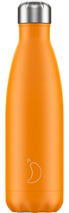 Chilly bottle 500ml Neon Orange