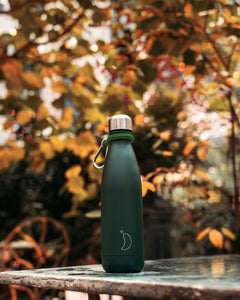 Chilly bottle 500ml Matte green