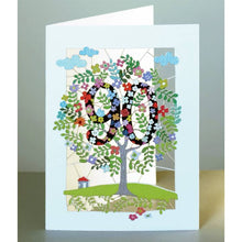 Load image into Gallery viewer, Forever  laser cut Birthday - Age cards- 18 to 90