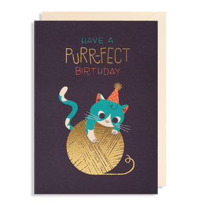 LD Greeting card - birthday