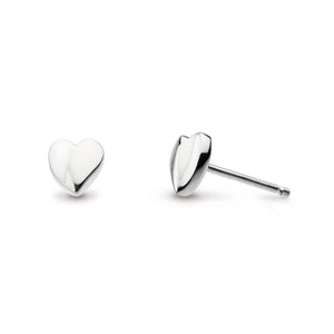 Kit Heath Miniature Sweet Heart Stud Earrings