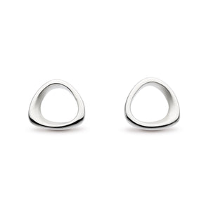 Kit Heath Coast Shore Sandblast Stud Earrings