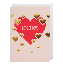 Load image into Gallery viewer, LD Greeting card - love