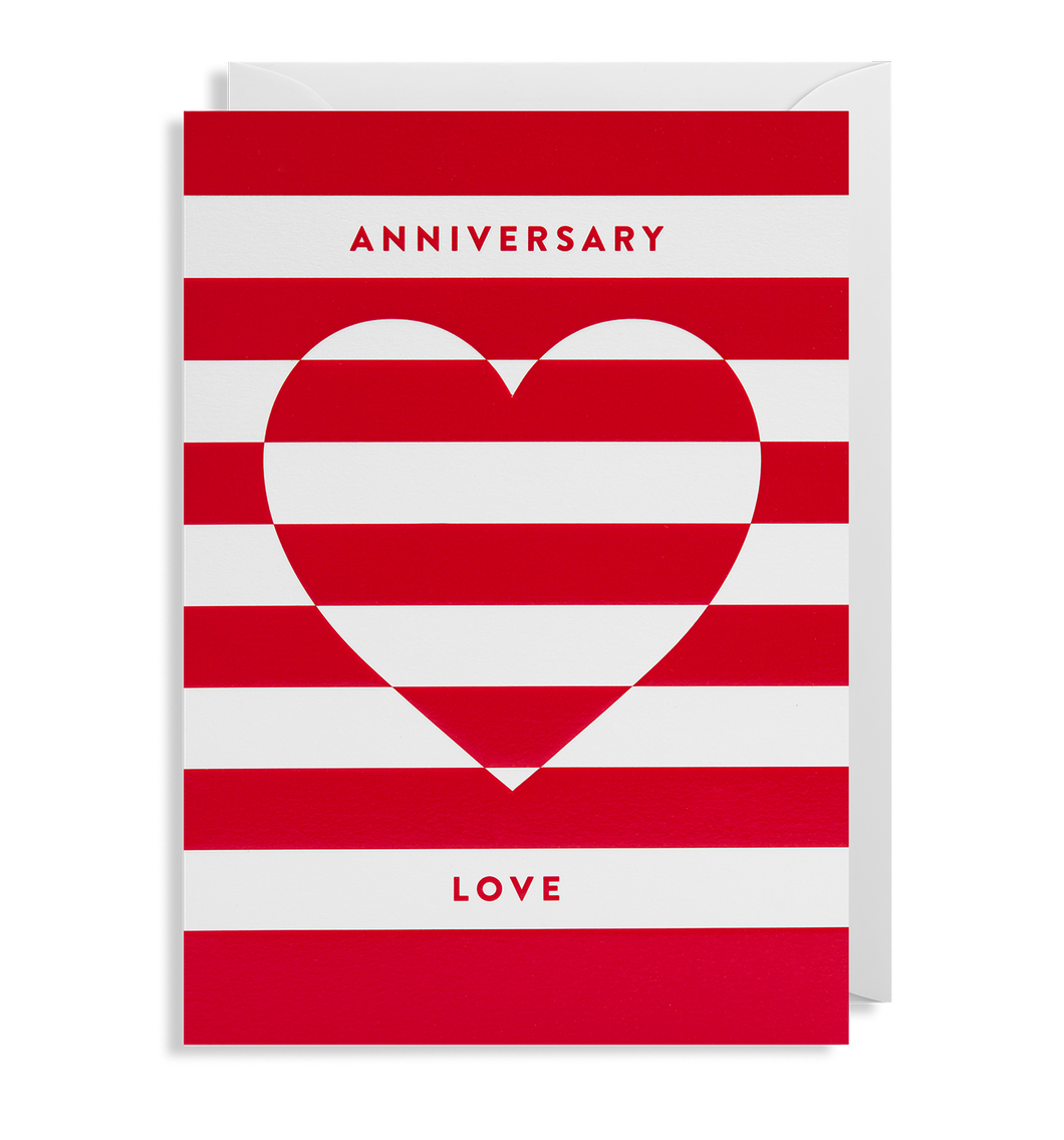 LD Greeting card - Anniversary