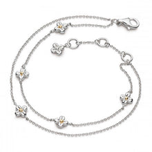 Load image into Gallery viewer, Kit Heath Blossom Flyte Honey Flower Double Bracelet