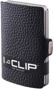 I-CLIP Wallet - leather