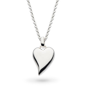 Kit Heath Desire Forever Lust Heart Rounded Necklace