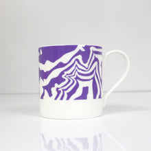Load image into Gallery viewer, Peak District Contour mug-Bleaklow Moor & the Pennine Way
