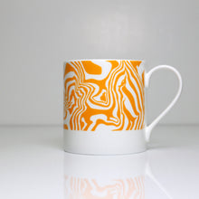 Load image into Gallery viewer, Peak District Contour mug-Hathersage, Stanage & Burbage Edge