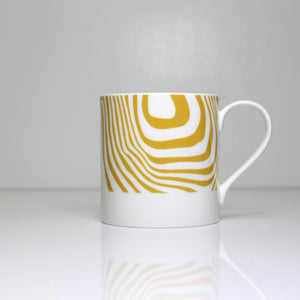 Peak District Contour mug-Derwent Edge & Fairholmes