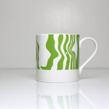 Load image into Gallery viewer, Peak District Contour mug-Chatsworth, edensor &pilsley