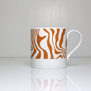 Peak District Contour mug- Mam Tor & Rushup edge