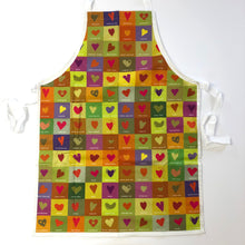 Load image into Gallery viewer, Peak District Apron- hearts of the park