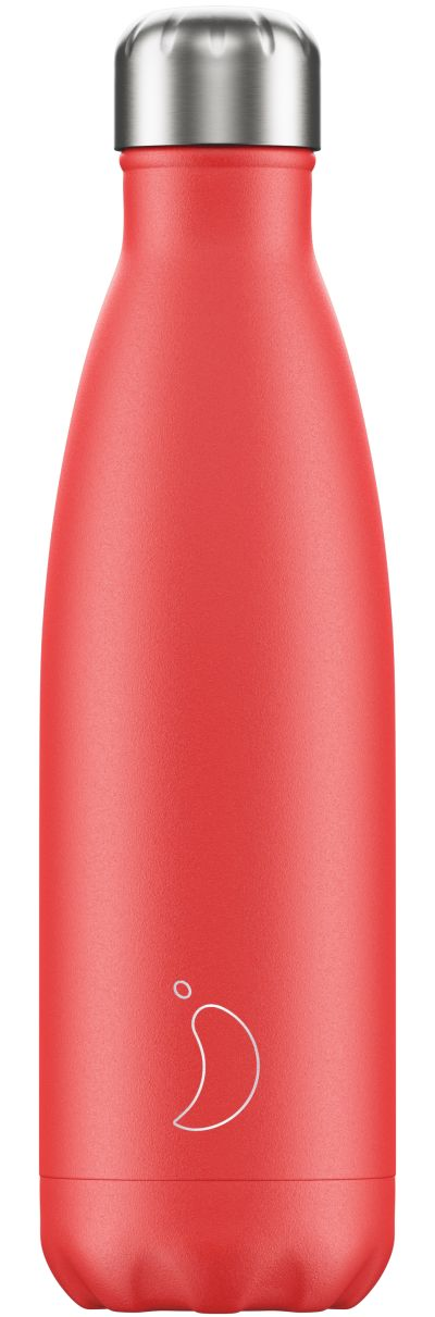 Chilly bottle 500ml Strawberry, Summer colours
