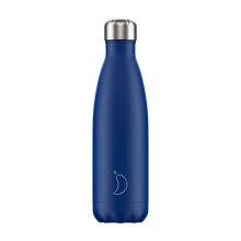 Load image into Gallery viewer, Chilly bottle 500ml Matte blue