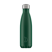 Load image into Gallery viewer, Chilly bottle 500ml Matte green