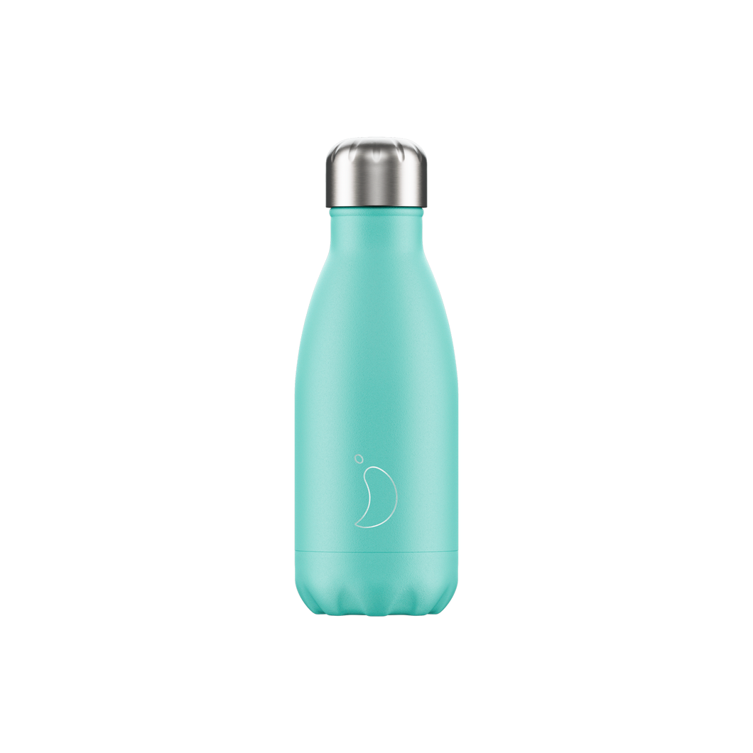 Chilly bottle 260 ml Pastel green