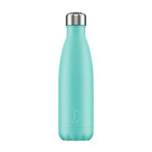 Chilly bottle 500ml Pastel green