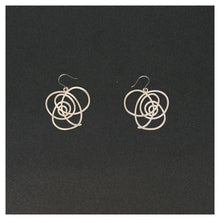 Load image into Gallery viewer, QUE LIO! SILVER EARRING