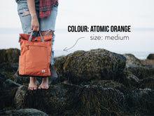 Load image into Gallery viewer, ROKA Sustainable Finchley A bag - CARBON