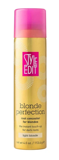 STYLE EDIT BLONDE PERFECTION ROOT CONCEALER TOUCH UP SPRAY