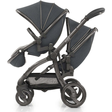 Egg Stroller Double Tandem (x2 chairs)