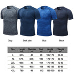 Men's Running T-Shirts - Momomesh