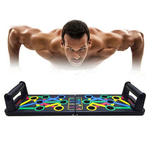 14 in 1 Push-Up Rack Board Training Sport - Momomesh