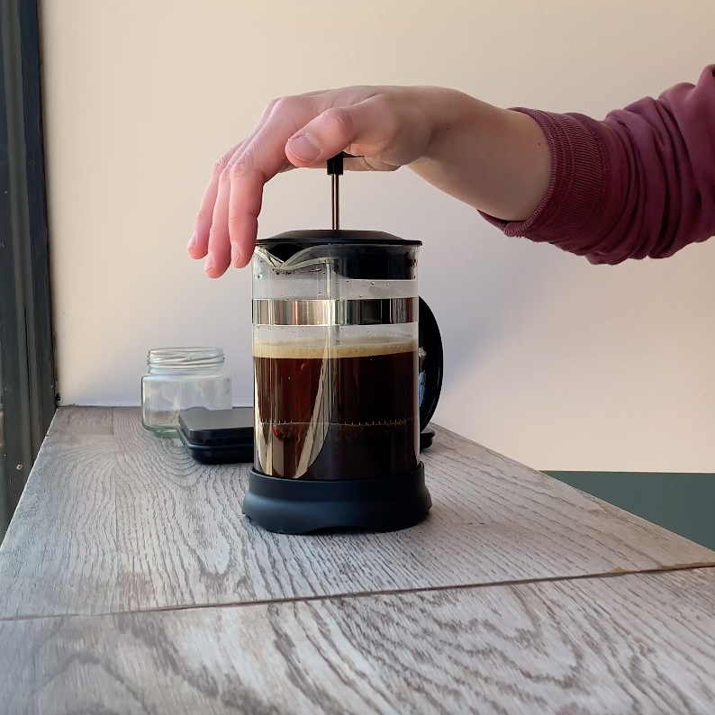 French Press Recipe