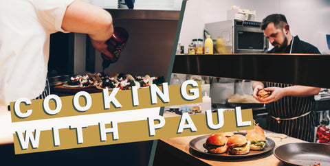 Cooking With Paul Blog Header