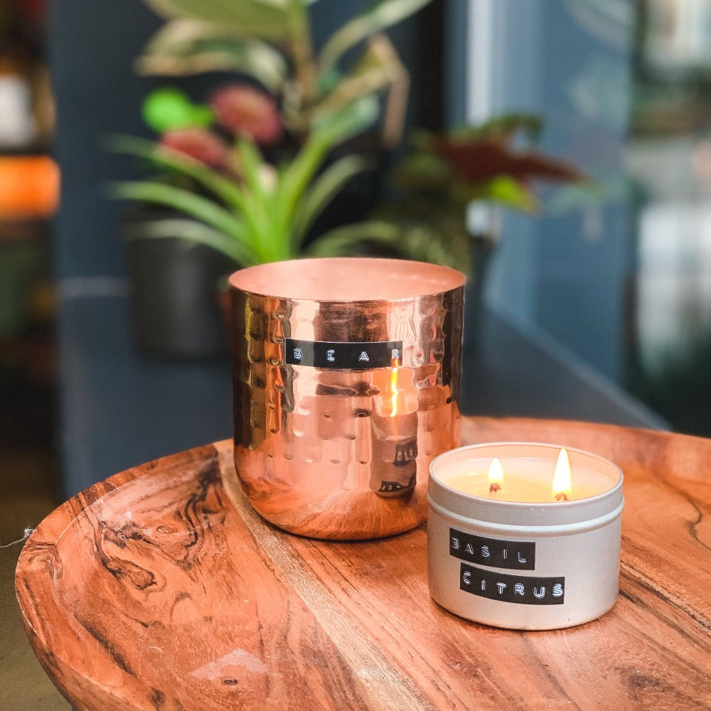 Kip Candle Co. x BEAR Candle