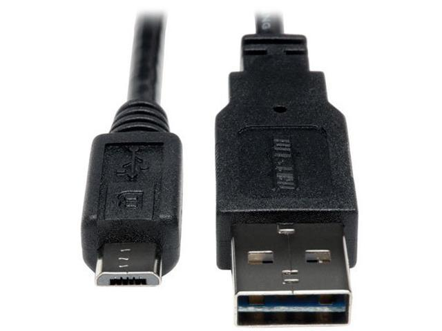 Cable USB 2 - 0 a Micro USB 0,19