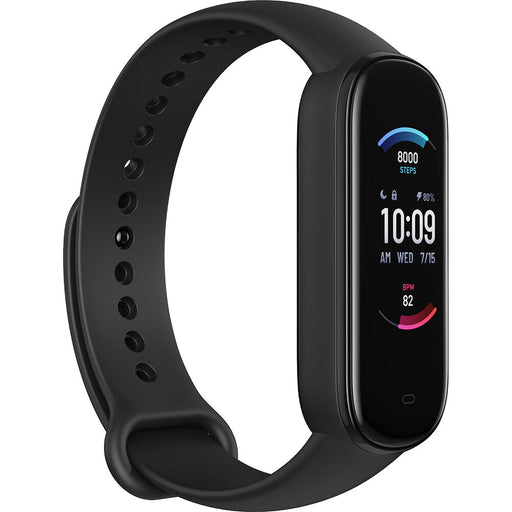 Smartwatch Amazfit Modelo Band 5 | Touch, Bluetooth 5.0. Sistema Operativo Android - Color Negro