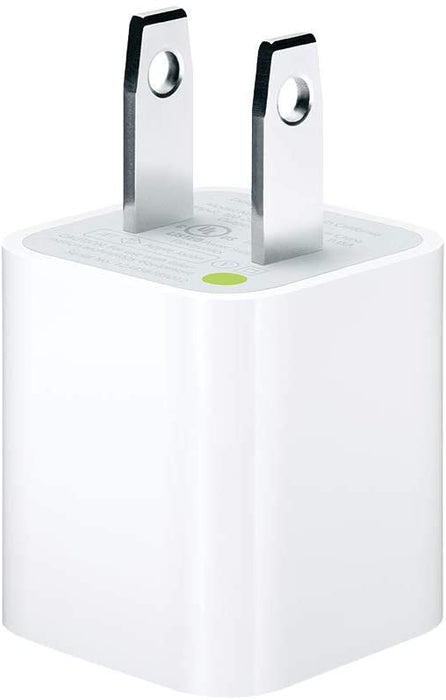 Cargador de Pared Apple de 5w Cubo