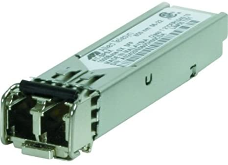 SFP Transceiver, Multimode, 1000 Mbps, 550 Meter Operating Distance, With LC-Connector