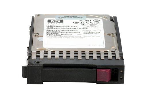 Disco Duro HP 300GB SFF SAS de 2,5 pulgadas, 6 Gb / s, 10K RPM,