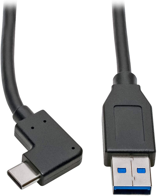 Cable USB C a USB Ángulo Recto 1, 91cm